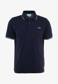 Lacoste Sport - KURZARM - Poloshirt - navy blue/ivy white - 4