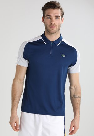 TENNIS - Funktionsshirt - inkwell/white/armour/papeete