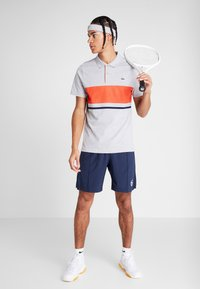 Lacoste Sport - Poloshirt - argent chine/mexico marin - 1