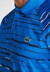 Lacoste Sport - TENNIS DJOKOVIC - Funktionsshirt - nattier blue/navy blue white