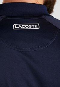 Lacoste Sport - TENNIS POLO DJOKOVIC - Koszulka polo - navy blue/white - 8