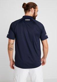 Lacoste Sport - TENNIS POLO DJOKOVIC - Koszulka polo - navy blue/white - 2