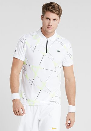 TENNIS GRAPHIC - Polotričko - white