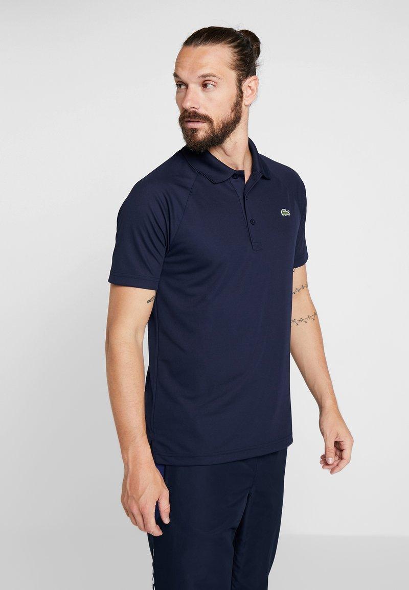 Lacoste Sport - TENNIS - Funktionströja - navy blue