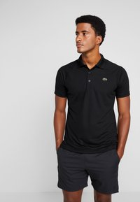 Lacoste Sport - TENNIS - Camiseta de deporte - black - 0