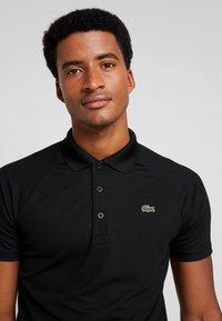 Lacoste Sport - TENNIS - Camiseta de deporte - black - 3