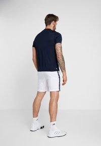 Lacoste Sport - TENNIS - T-Shirt print - navy blue/ocean/white - 2