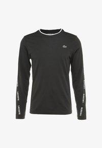 Lacoste Sport - Funktionsshirt - black/white - 5