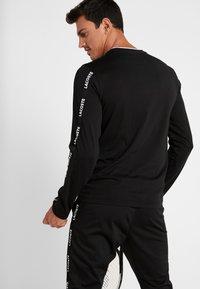 Lacoste Sport - Funktionsshirt - black/white - 2