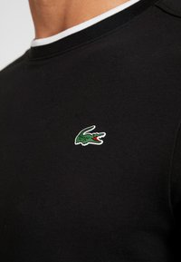 Lacoste Sport - Funktionsshirt - black/white - 4