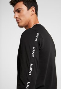 Lacoste Sport - Funktionsshirt - black/white - 3