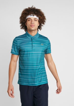 Polo shirt - illumination/white