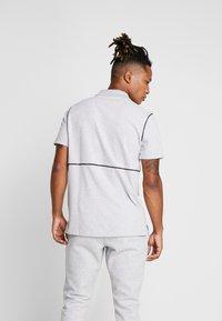 Lacoste Sport - Polo shirt - silver chine/black-white - 2
