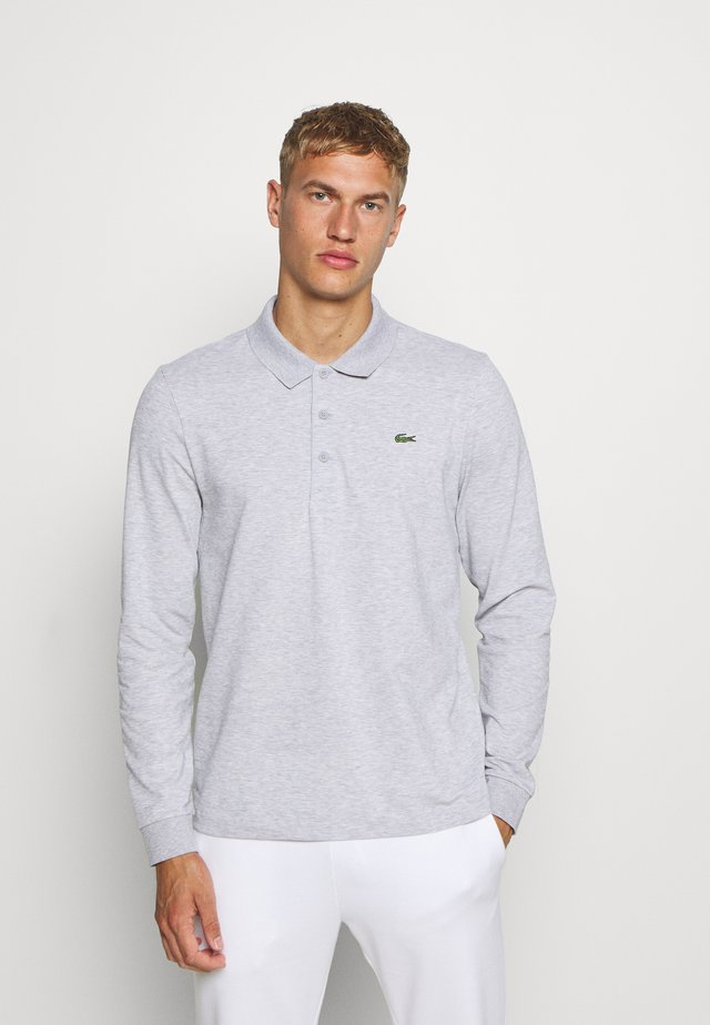 CLASSIC - Poloskjorter - silver chine