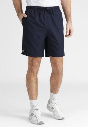 HERREN SHORT - Pantalón corto de deporte - navy blue