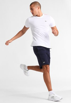 MEN TENNIS SHORT - Pantalón corto de deporte - navy blue
