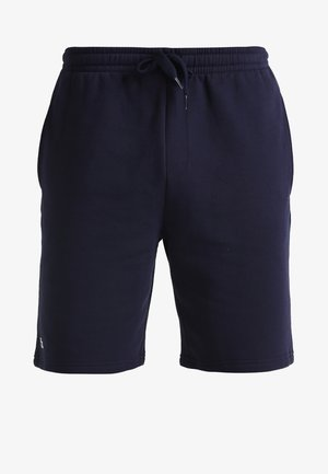 MEN TENNIS SHORT - Pantaloncini sportivi - navy blue