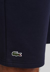 Lacoste Sport - MEN TENNIS SHORT - kurze Sporthose - navy blue - 3