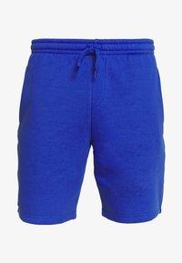 Lacoste Sport - MEN TENNIS SHORT - Krótkie spodenki sportowe - blue - 3
