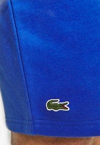 Lacoste Sport - MEN TENNIS SHORT - Krótkie spodenki sportowe - blue - 5