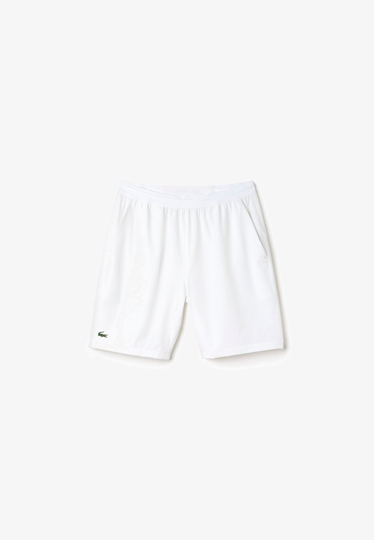 Lacoste Sport - Sports shorts - white