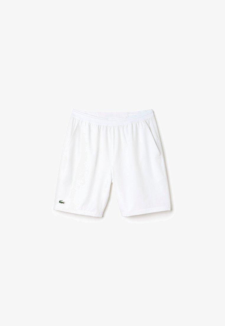 Lacoste Sport - Korte broeken - white