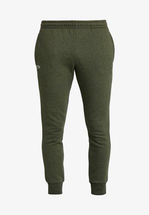 Tracksuit bottoms - brome chine/olive