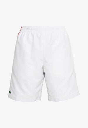 Pantalón corto de deporte - white/mexico red