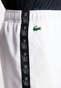 Lacoste Sport - GH3582-00 - Sportovní kraťasy - white - 4