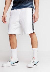 Lacoste Sport - GH3582-00 - Sportovní kraťasy - white - 0