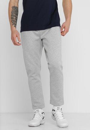 TRACKPANT - Pantalon de survêtement - silver chine/black