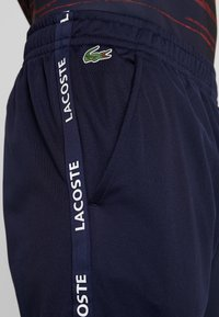 Lacoste Sport - Trainingsbroek - navy blue/white - 4