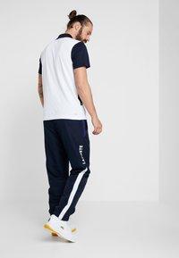 Lacoste Sport - PANT - Tracksuit bottoms - navy blue/ocean/white - 2