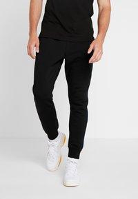Lacoste Sport - Teplákové kalhoty - black/silver - 0