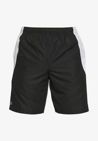 Lacoste Sport - TENNIS - Sports shorts - black/calluna/white - 3