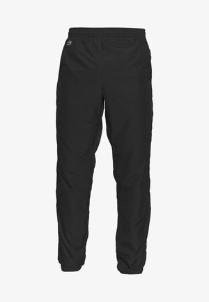 TENNIS PANT TAPERED - Tracksuit bottoms - black