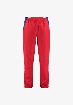 Jogginghose - blue / red