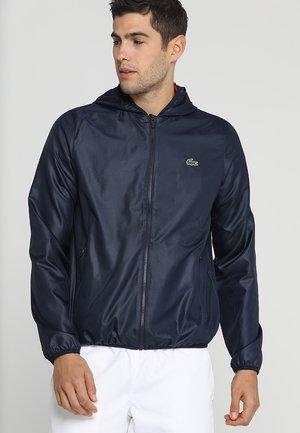 WINDBREAKER - Sportovní bunda - navy blue