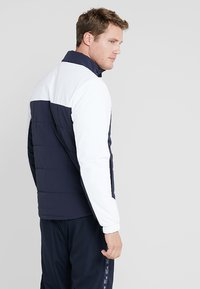 Lacoste Sport - TENNIS JACKET - Outdoor jacket - navy blue/white - 2