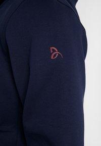 Lacoste Sport - DJOKOVIC - veste en sweat zippée - navy blue/medoc - 6