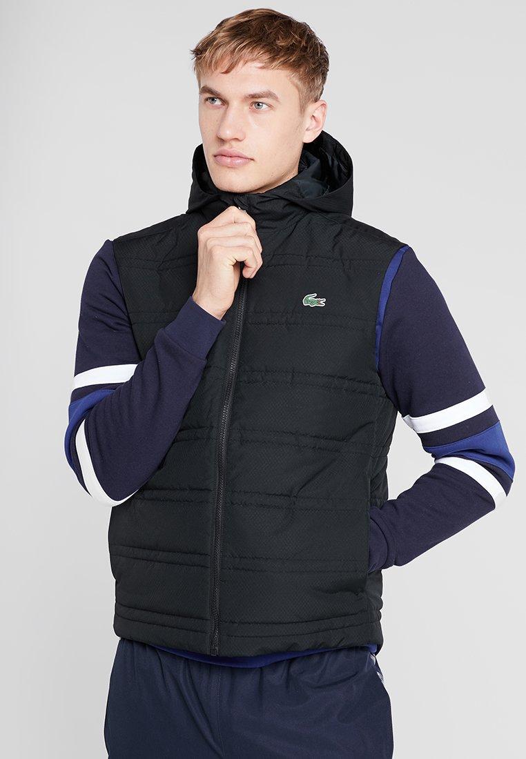 Lacoste Sport - Waistcoat - black