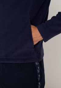 Lacoste Sport - DJOKOVIC - Zip-up hoodie - navy blue - 4