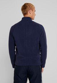 Lacoste Sport - DJOKOVIC - Zip-up hoodie - navy blue - 2