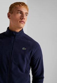 Lacoste Sport - DJOKOVIC - Zip-up hoodie - navy blue - 3