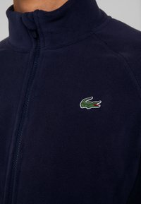 Lacoste Sport - DJOKOVIC - Zip-up hoodie - navy blue - 6