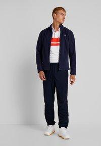 Lacoste Sport - DJOKOVIC - Zip-up hoodie - navy blue - 1
