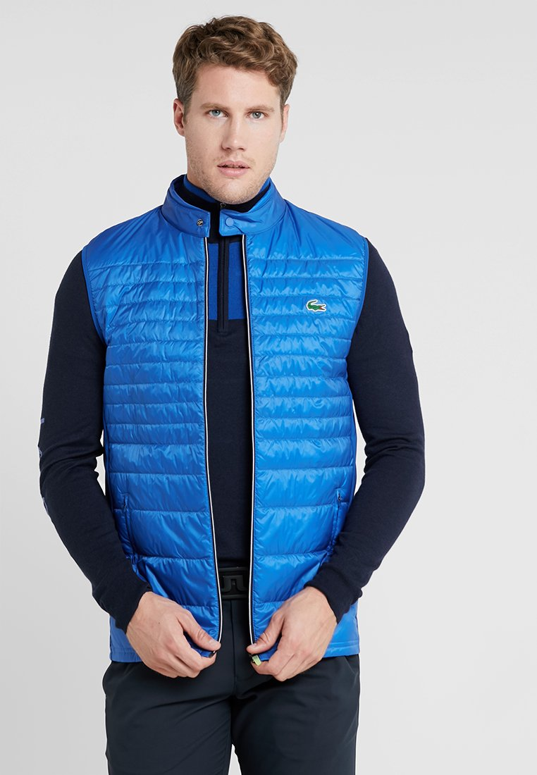 Lacoste Sport - Waistcoat - aviator/navy blue