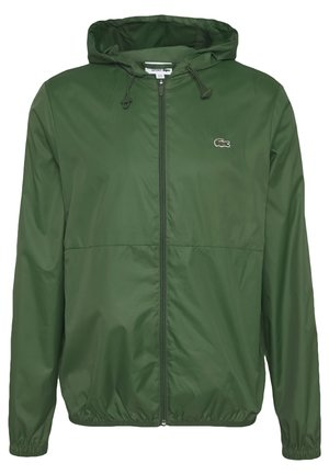 RAIN JACKET - Training jacket - green