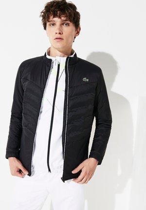 Outdoor jacket - noir / noir / noir