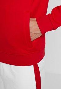 Lacoste Sport - HERREN SWEATJACKE-SH7609 - Sweatjacke - red/navy blue - 4
